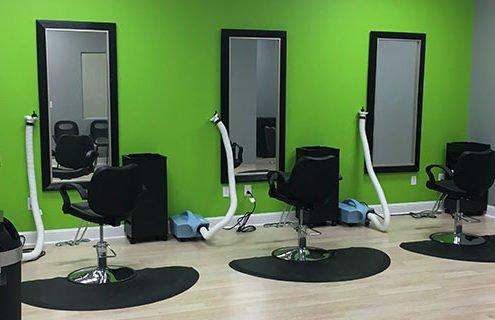 Lice Clinic Interior