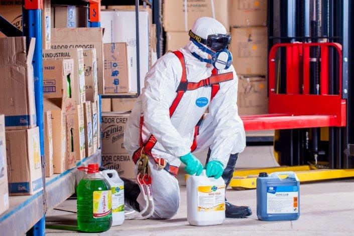 Pesticides dangerous